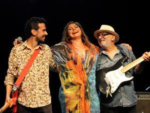 Fafá de Belém é a convidada do Projeto de Diversidade Estética Musical do Baretto