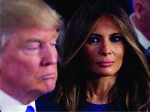 Assessores de Trump buscam assessor de imagem para Melania. O salário?