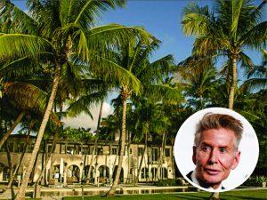 À venda desde 2015, mansão de Calvin Klein em Miami tem preço reduzido