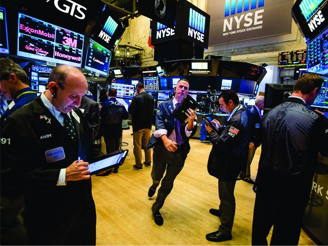 Bolsa de NY nesta terça-feira: agito || Créditos: Getty Images