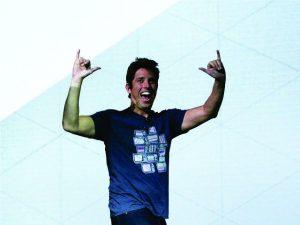 Fundador da GoPro deixa de ser bilionário mas comemora entrega de iate. Oi?