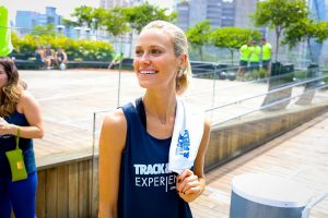 Treino by Track&Field de funcional fight no rooftop do JK Iguatemi