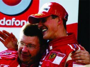 """Processo de recuperação de Schumacher tem """"sinais encorajadores"""""""