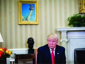 Donald Trump já sabe qual será seu primeiro ato como presidente dos EUA