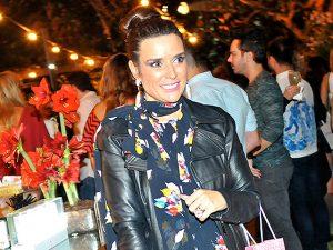 O que é segurança para Alessandra Cozzi? Ela respondeu na festa da J.P