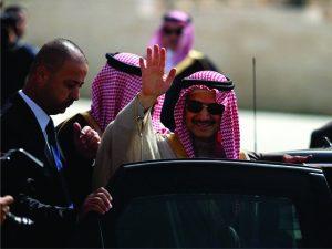 Sócio do Twitter, príncipe saudita acha que o site vai deslanchar em 2017
