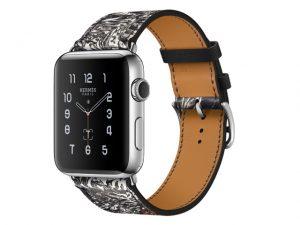 Desejo do Dia: selvageria chique com a nova pulseira do Hermès Apple Watch