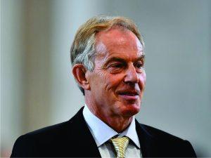 Tony Blair ao lado de Trump no comando dos EUA? Lá vem burburinho…