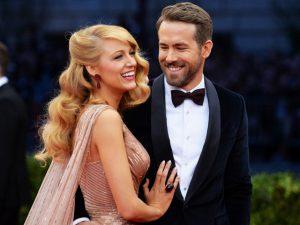 Ryan Reynolds deixa escapar sexo de 2ª filho com Blake Lively em entrevista