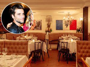 Raquete de Djokovic será leiloada em jantar beneficente de Bruno Gagliasso