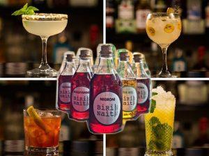 Val Drummond inaugura bar de drinks em SP com a bartender Talita Simões