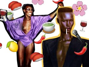 Grace Jones: exigências mil!