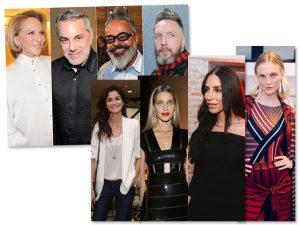 Alunos do Senai Brasil Fashion terão time estrelado na passarela