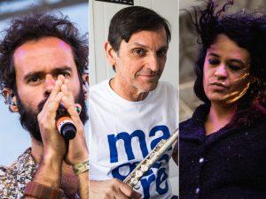 Park'n Roll reuniu Paulo Miklos, Tulipa Ruiz, Marcelo Jeneci e mais em SP