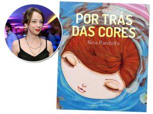 Nina Pandolfo ganha livro que desvenda seu universo particular