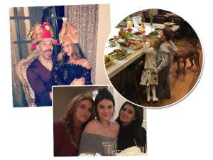 Vem comemorar o Dia de Ação de Graças com Gisele, Sofia Vergara e mais…