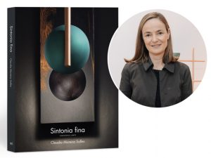 Claudia Moreira Salles lança livro que marca nova fase de sua trajetória