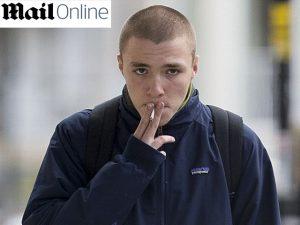 Rocco, filho de Madonna, foi preso em Londres com posse de maconha