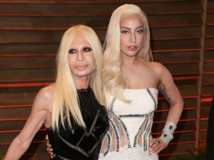 "Lady Gaga vai viver Donatella Versace em ""American Crime Story"""