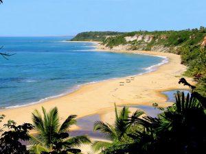 Praia do Espelho, no sul da Bahia: um dos destinos oferecidos pela Track & Field