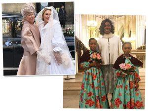 Glória Maria e mais em casamento em Paris com festa no Ópera Garnier