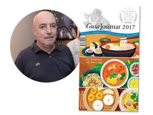 Edição 2017 do Guia Josimar ganha lançamento nesta segunda-feira