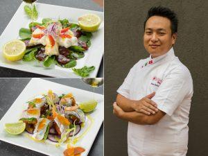Hideto Shimizu leva comida japonesa com influência italiana para curso no Eataly