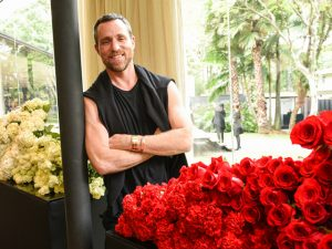 Iguatemi SP armou workshop com o florista das estrelas Jeff Leatham. Cola aqui!