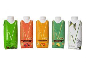 Embalagens de Liv Drinks ganham bronze no Tetra Pak Design Award
