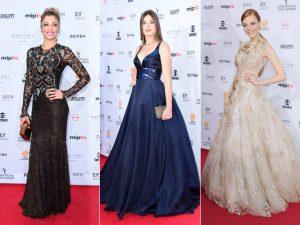 Stylist das famosas comenta os looks das brasileiras no Emmy 2016