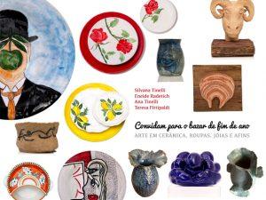 Save the date: Bazar de Natal reúne joias, roupas e mais no Jardim América