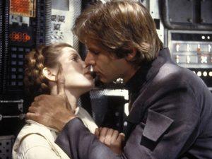 "Carrie Fisher revela caso com Harrison Ford durante filmagens de ""Star Wars"""