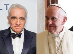 Scorsese tem encontro marcado com o papa Francisco. O assunto, aqui!