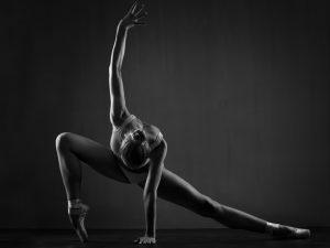 Capezio arma aula de Ballet Class no Estúdio Anacã pelo Projeto Verão Glamurama