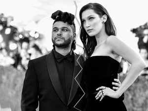 Chega ao fim o namoro de Bella Hadid e o rapper The Weeknd