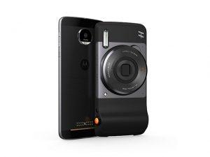 Bem na foto! Motorola arma parceria com a lendária Hasselblad