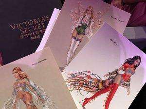 Paris virou uma festa com desfile da Victoria's Secret. Aos detalhes!