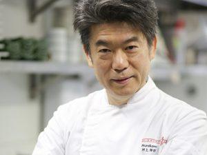 Chef Murakami, do Kinoshita, pilota jantar para poucos e bons no Japão