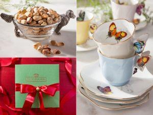 Tania Bulhões tem novidades de mesa e perfumaria para o fim do ano