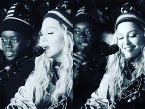 Madonna faz show de graça em Nova York em prol de Hillary Clinton