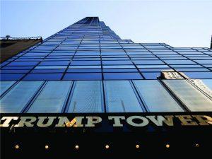 Vizinhos de Trump em NY estão em clima de tensão por conta de protestos