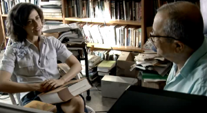 Fernanda Torres estreia programa com entrevista de João Ubaldo Ribeiro