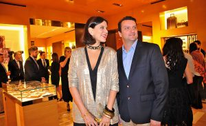 Louis Vuitton do Cidade Jardim armou jantar de fim de ano. Aos cliques!