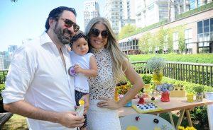 Segundo filho de Daniela Cabrera e Fabio Rosochansky está a caminho