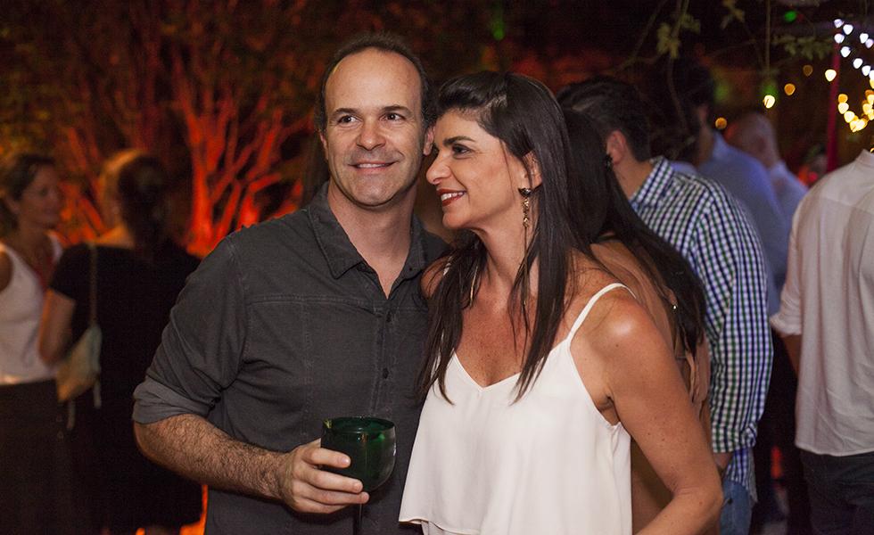 Rodrigo e Patrícia Monegaglia