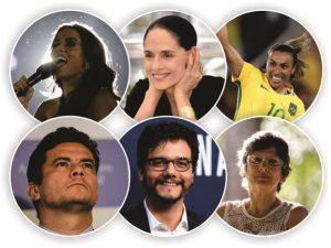 De Anitta a Moro, os 9 brasileiros que bombaram na mídia internacional em 2016