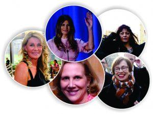 Melania, Bia Doria, Sylvia Crivella… Quem são as novas primeiras-damas do pedaço?