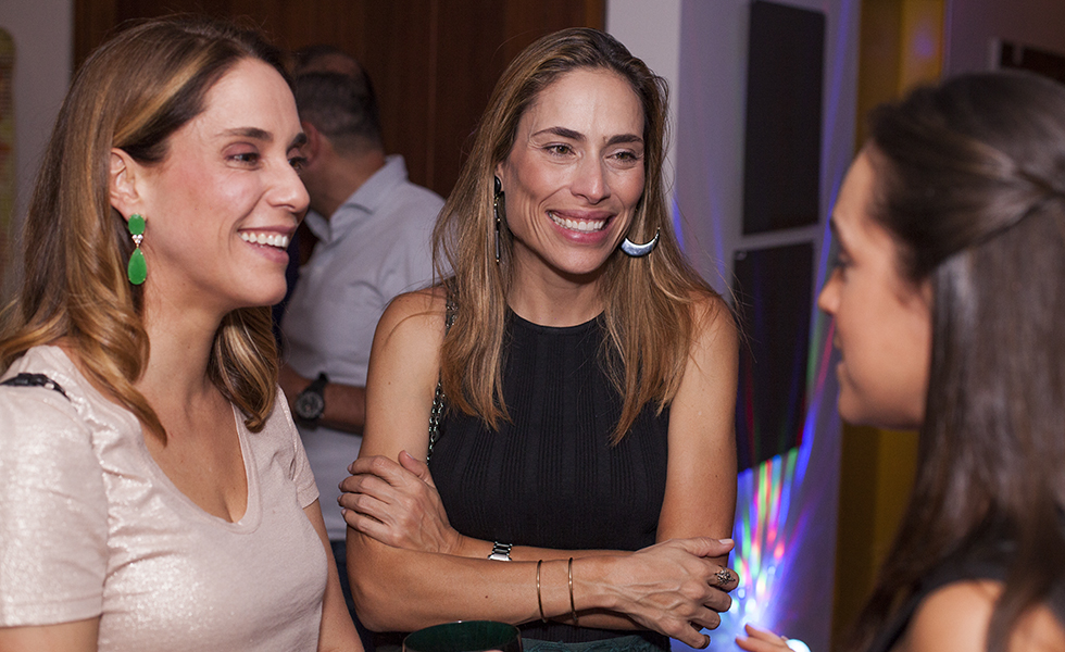 Claudia Frederico e Paula Perez