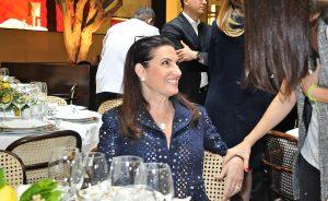 Almoço do bem no Nonno Rugero do Cidade Jardim com a princesa Gloria von Thurn und Taxis