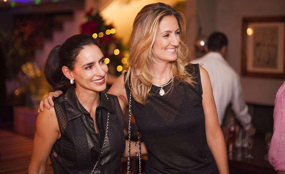 Sofia Souza Aranha e Mariana Pereira